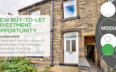 Huddersfield Buy To Let – Investment Opportunity (HD4)
